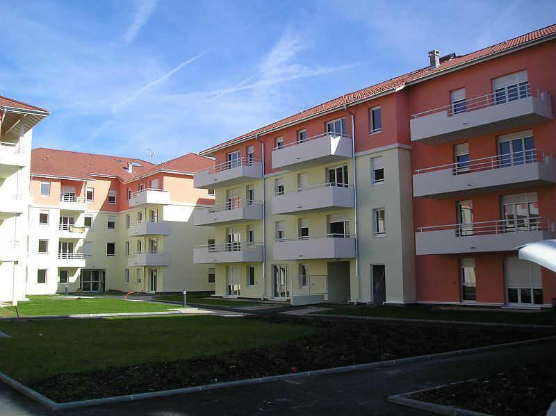 Offres de location Appartement Ville-la-Grand 74100