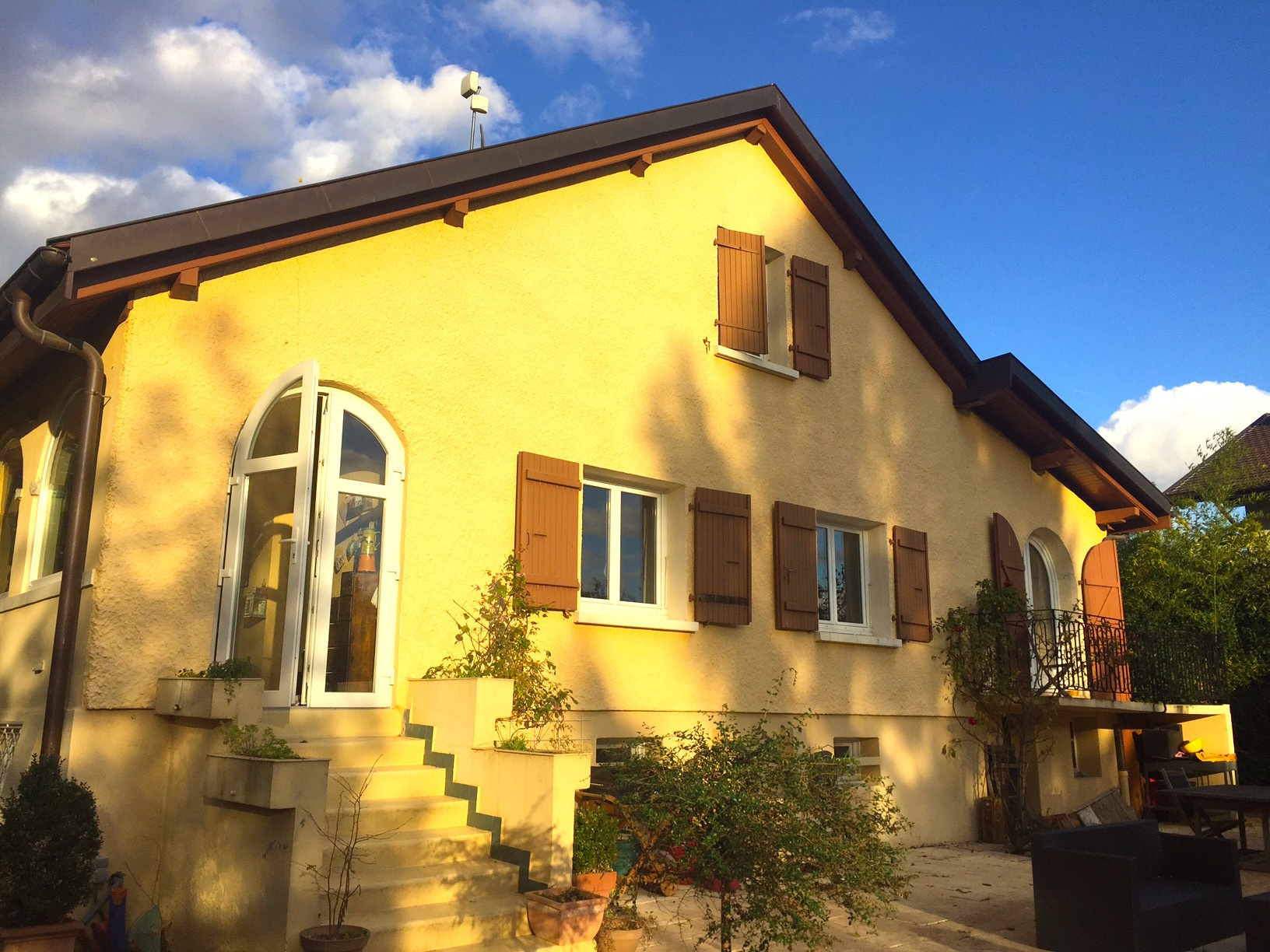 Offres de vente Villa Ville-la-Grand 74100