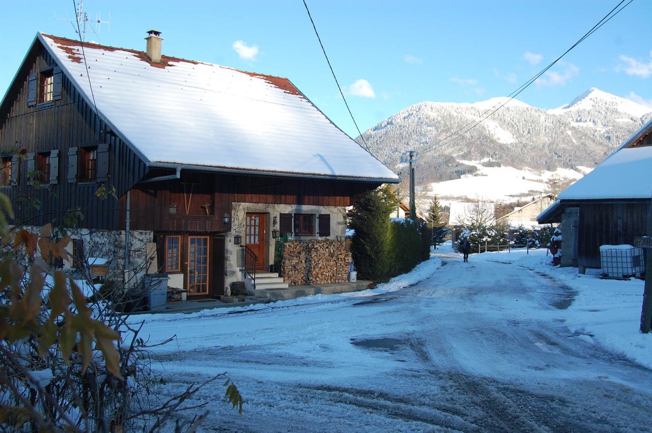 Offres de vente Maison Saint-Jean-de-Tholome 74250